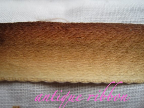 vintage ombre ribbon