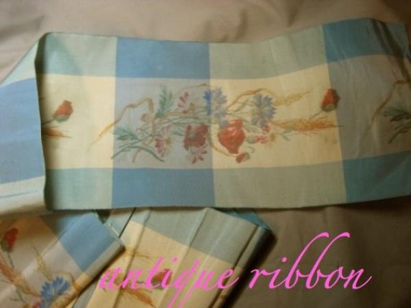 Antique ribbon
