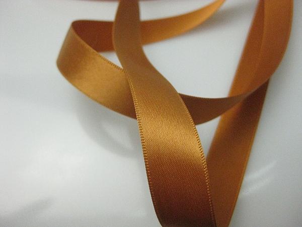 Copper gold ribbon
