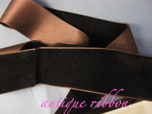 French Velvet ribbon