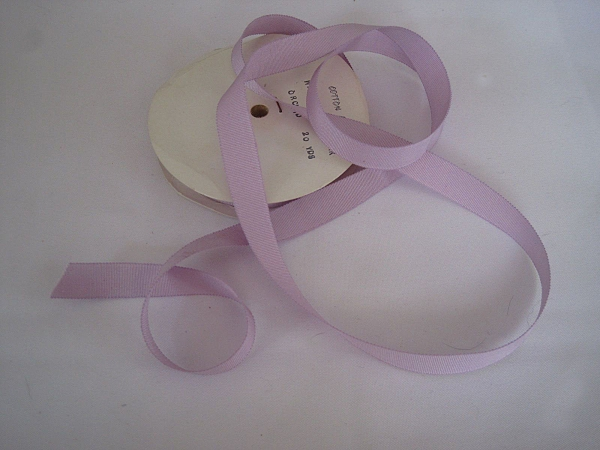 lavender gros grain ribbon