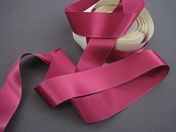 Vintage 30s Rose pink ribbon