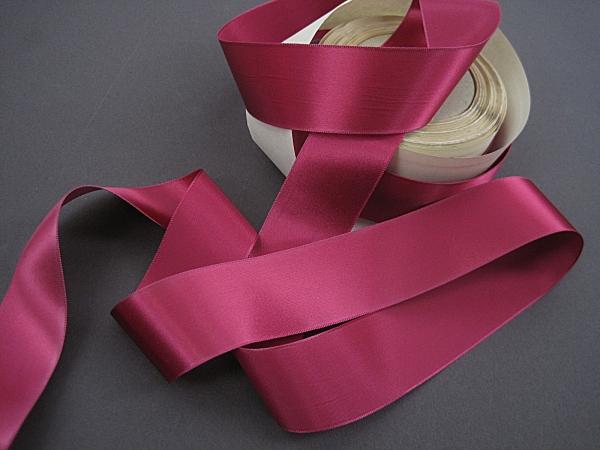 Vintage rose ribbon
