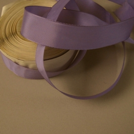 lavender faille ribbon
