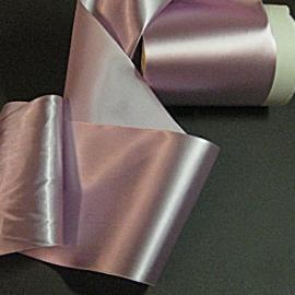 Vintage wide pink ribbon